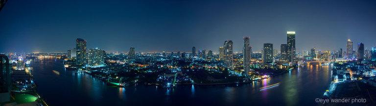 Thailand Bangkok Panoramic