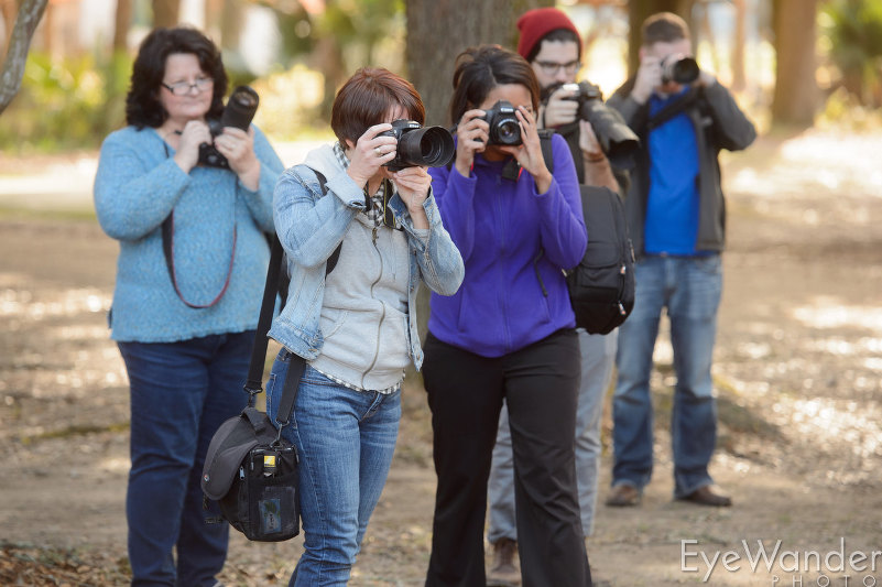 basic photo class in Baton Rouge, field trip to Rural Life Museum,