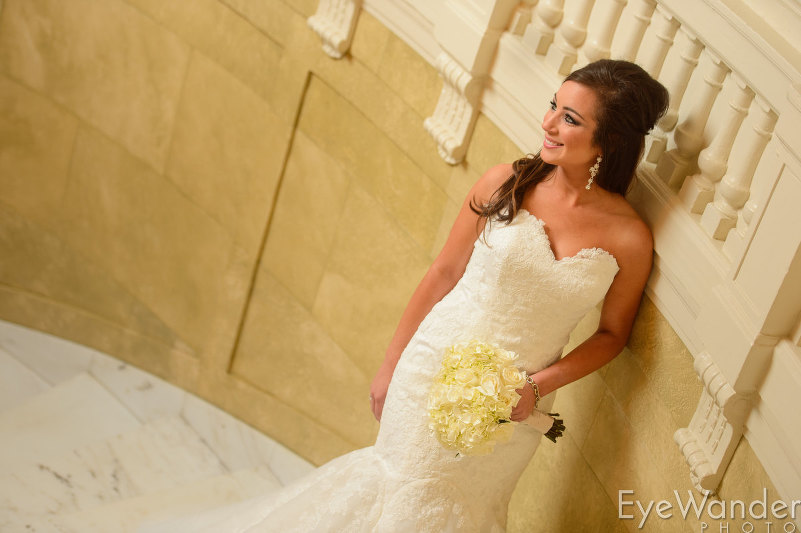 Bridal photos, Old Governor