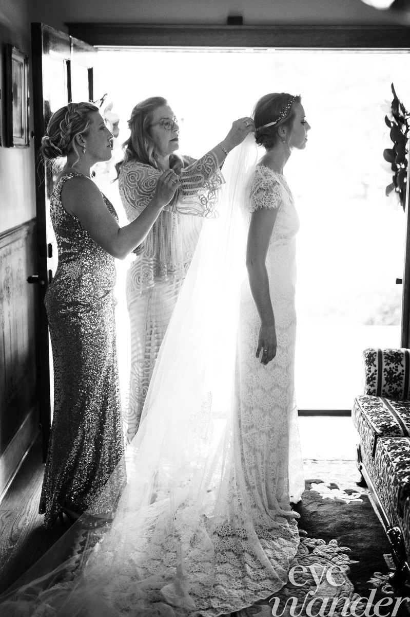 Mother of the Bride, Bride